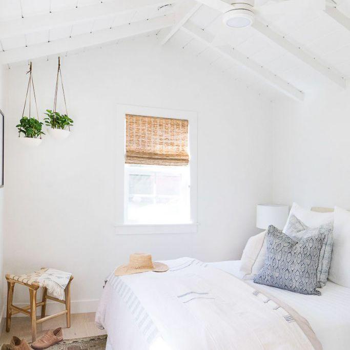 Cottage boho bedroom