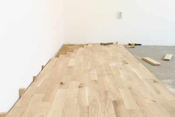 White oak flooring wood floors