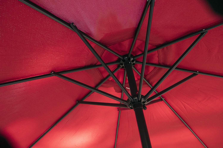 Pure Garden Aluminum Patio Umbrella