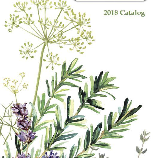 El catálogo de semillas 2018 de Italia
