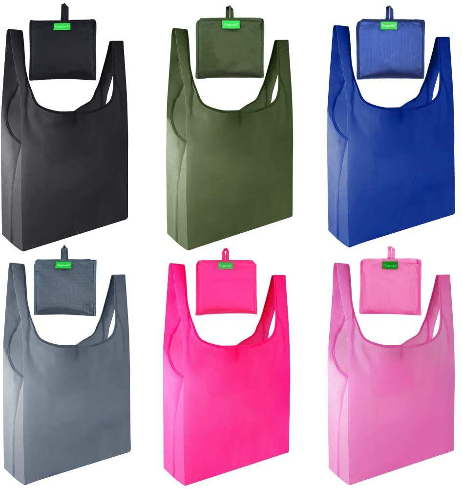 Gogooda Reusable Grocery Bags