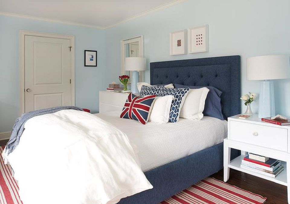 25 Stunning Blue Bedroom Ideas on blue and green bedrooms, coastal bedrooms, dark blue bedrooms, blue bedroom accessories, blue beach themed bedrooms, paint colors for bedrooms, decorating small bedrooms, blue cottage bedrooms, blue box, blue master bedroom, blue and yellow bedroom, blue bedrooms for girls, blue bedroom inspiration, blue white art, cool bedrooms, blue white screening, blue living room, navy blue and silver bedrooms, classy blue bedrooms, beautiful bedrooms,