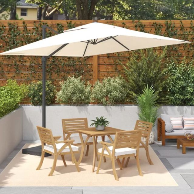 The 8 Best Outdoor Patio Umbrellas Of 2019