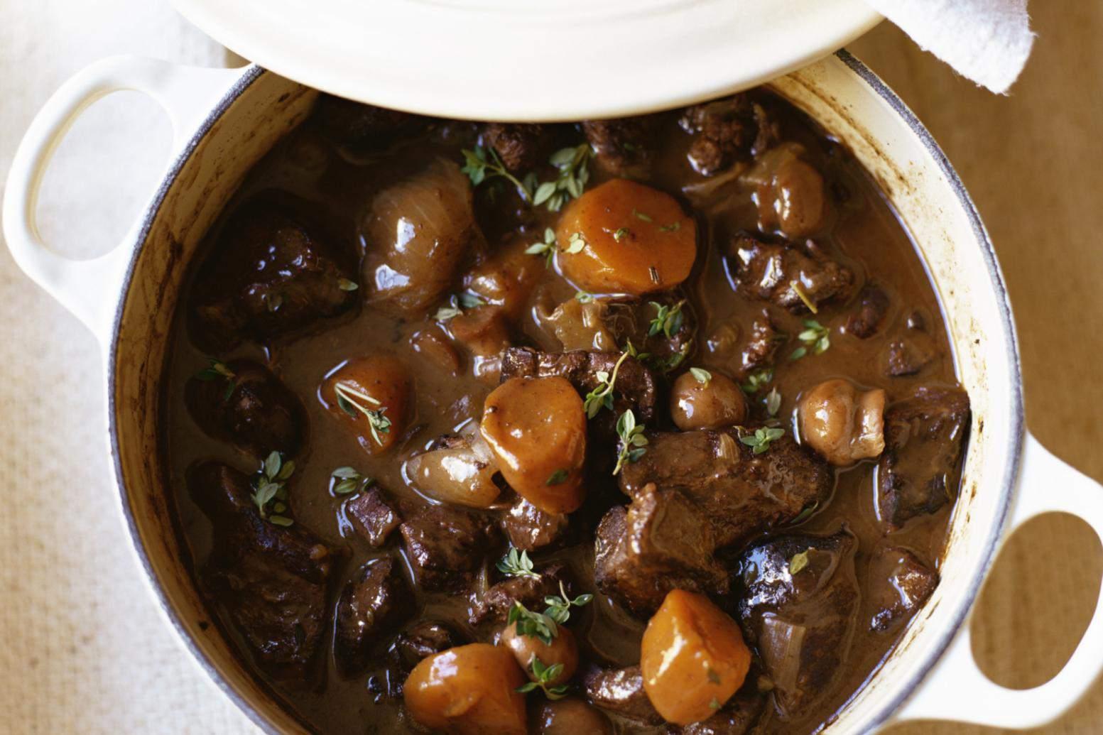 Rich, Hearty Irish Stew