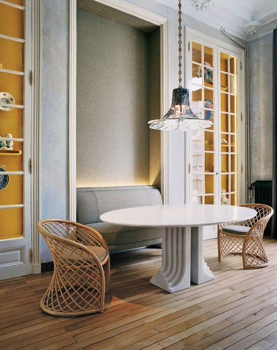 Give Your Dining Room An Upgrade