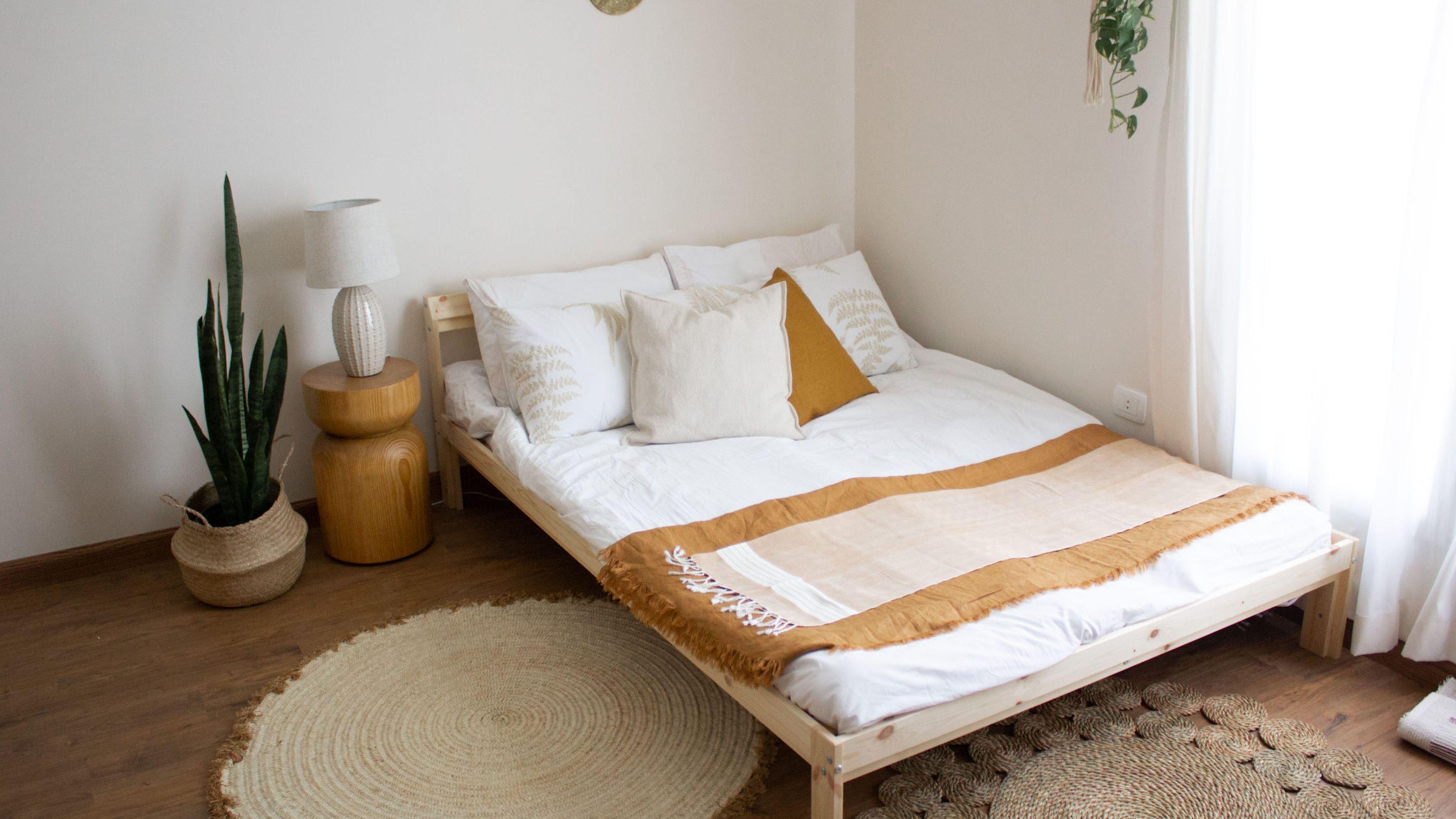 10 Tips Dalam Menata Kamar Tidur Yang Mungil