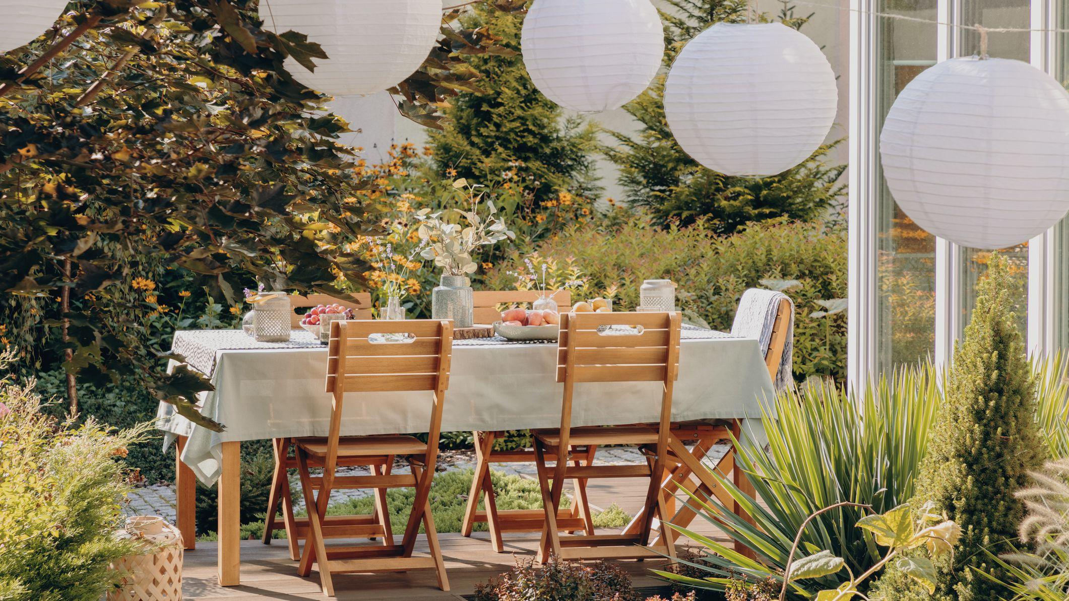 paper lantern decoration ideas.htm budget friendly outdoor decorating ideas  budget friendly outdoor decorating ideas
