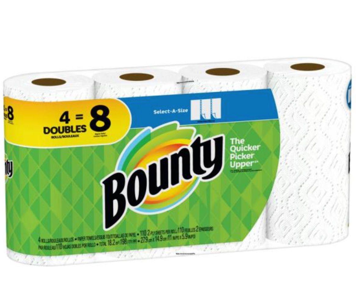 Bounty Select a Size