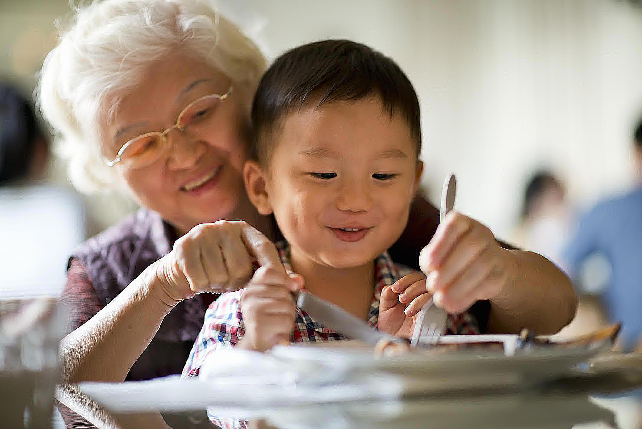 Can Children Live In Senior Housing