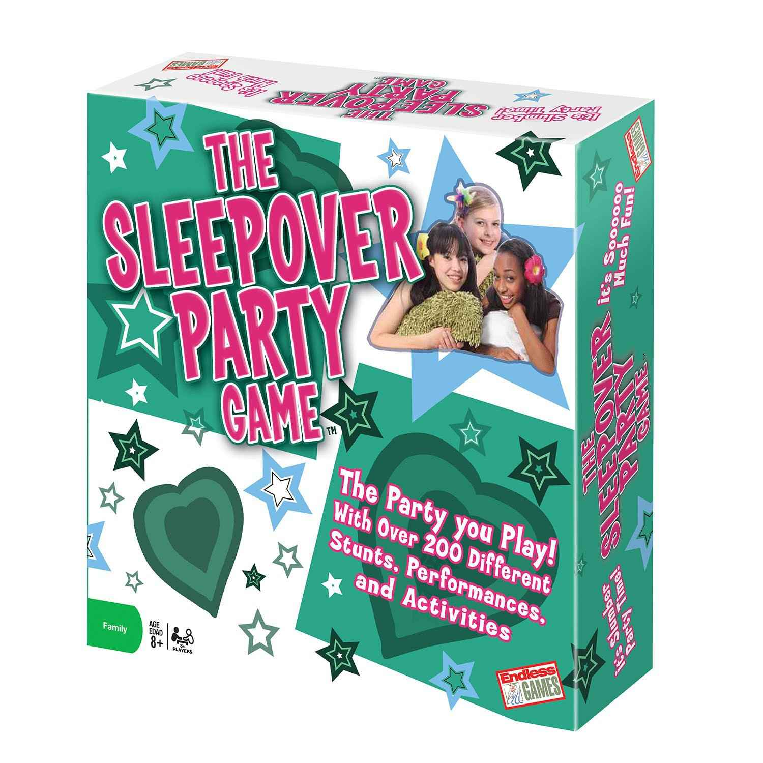 Best For Sleepovers The Sleepover Party Game