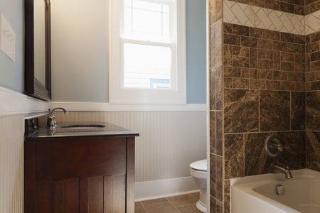 Remodeling Your Small Bathroom Quickly