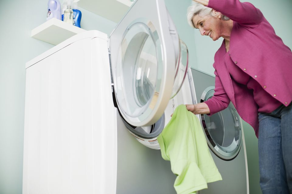how to design a laundry room for aging in place