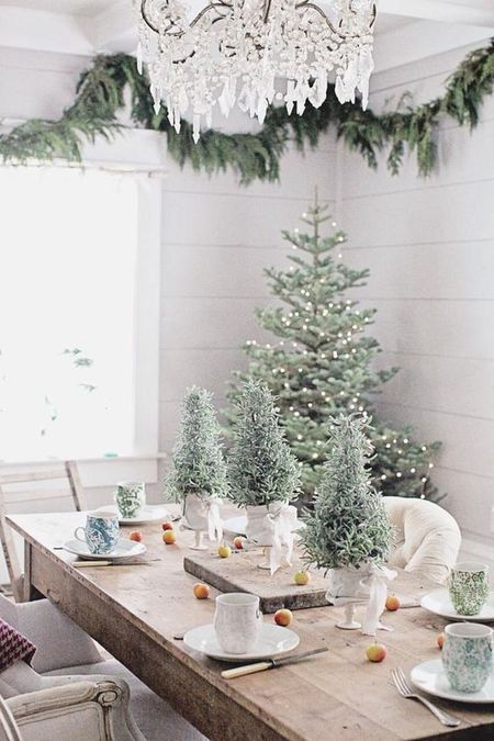 12 Inspiring Christmas Table Styles