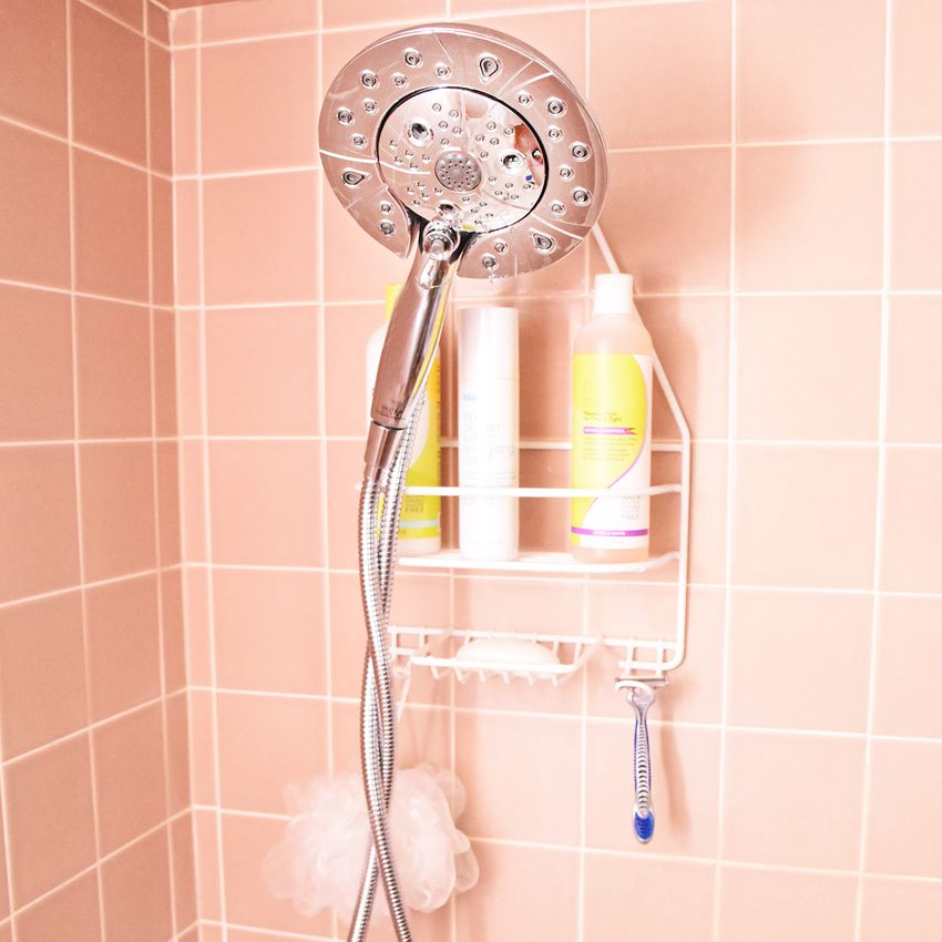 Delta In2ition 5-Setting Two-in-One Showerhead
