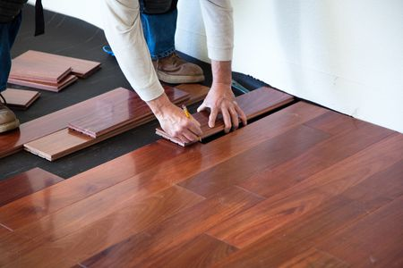 The Subfloor Is The Foundation Of A Good Floor - Install vinyl flooring over plywood subfloor