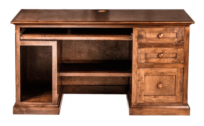 Best Splurge Forest Designs Mission Computer Desk