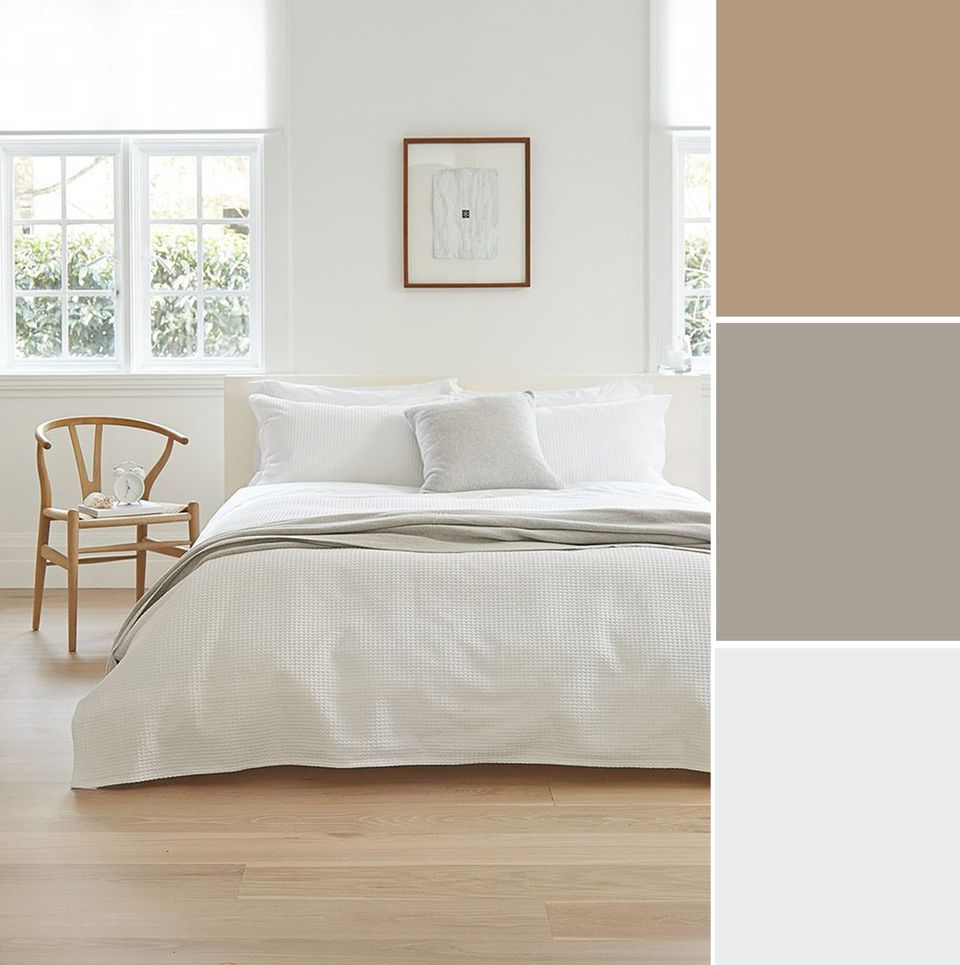 7 Soothing Bedroom Color Palettes