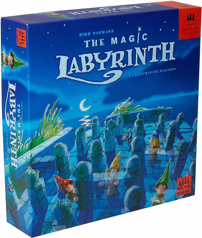 Dirk Baumann The Magic Labyrinth