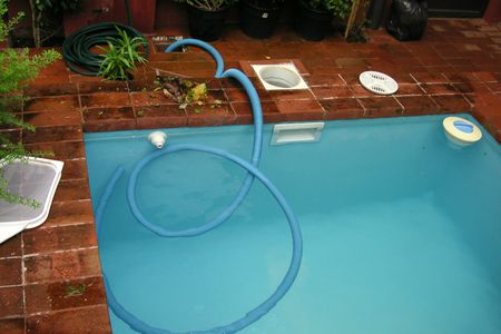 what is backwash or backwashing in pool maintenance