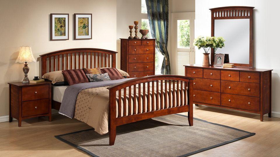 midcentury modern bedroom furniture