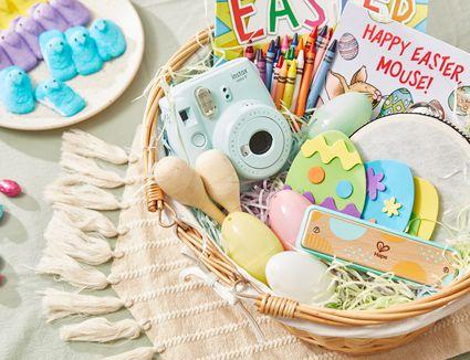 Creative kids Easter baskets