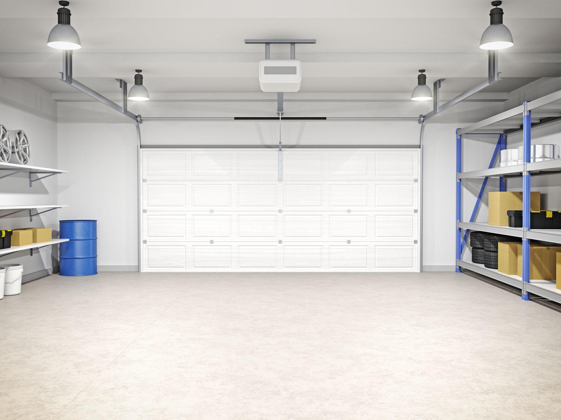 Single Panel Vs Sectional Garage Doors
