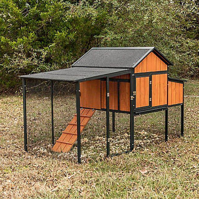 MDC001 Sentinel Chicken Coop