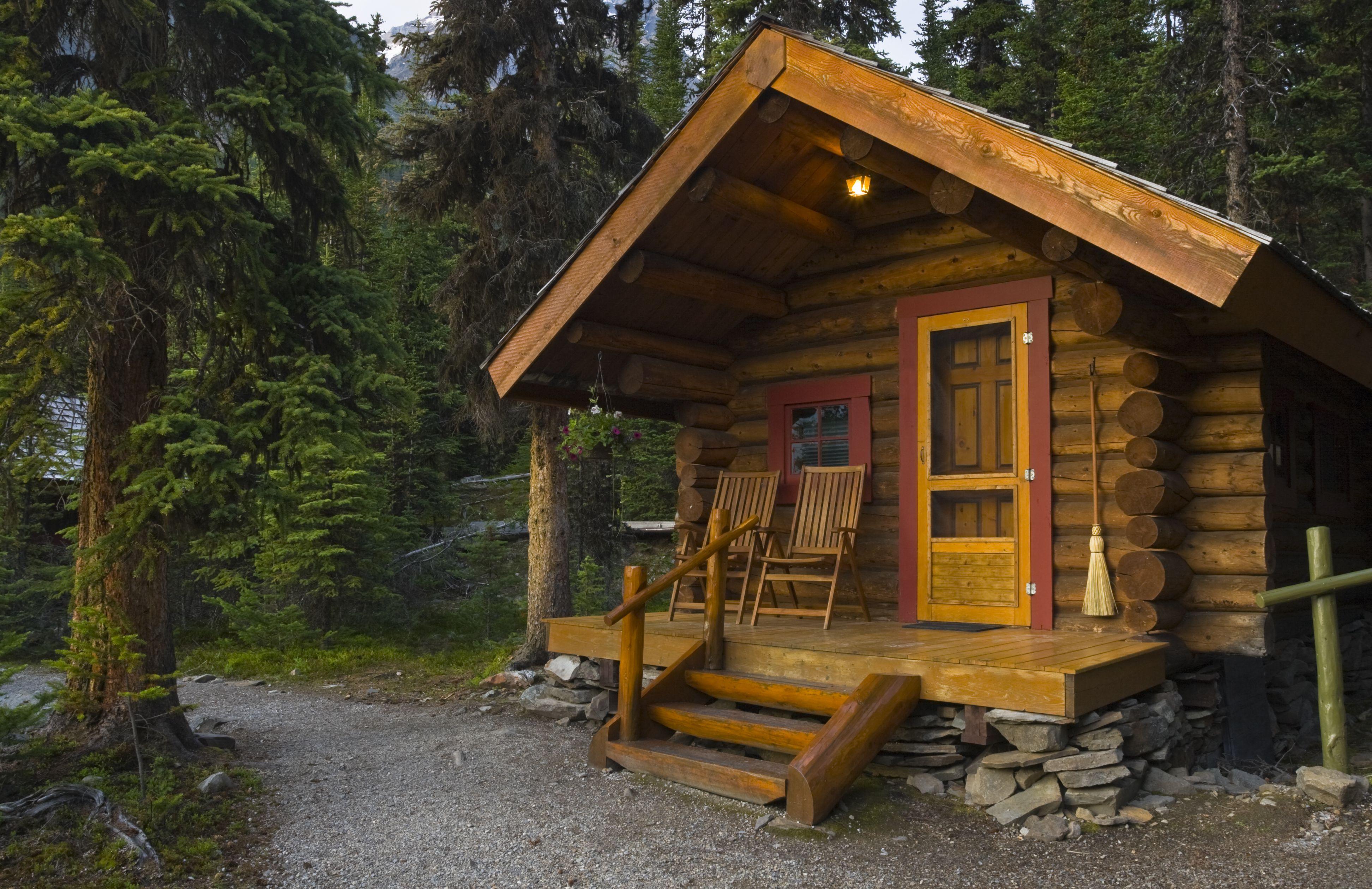 15 Log And Timber Homes