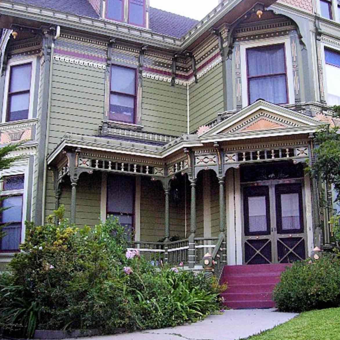 Downtown LA Victorian Home