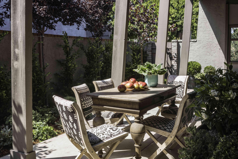 Chris Barrett's Garden