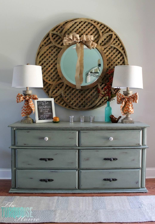 24 Creative Fall Harvest Home Decor Ideas Diy Circuit Board Table Nifty Crafty Crafts Pin
