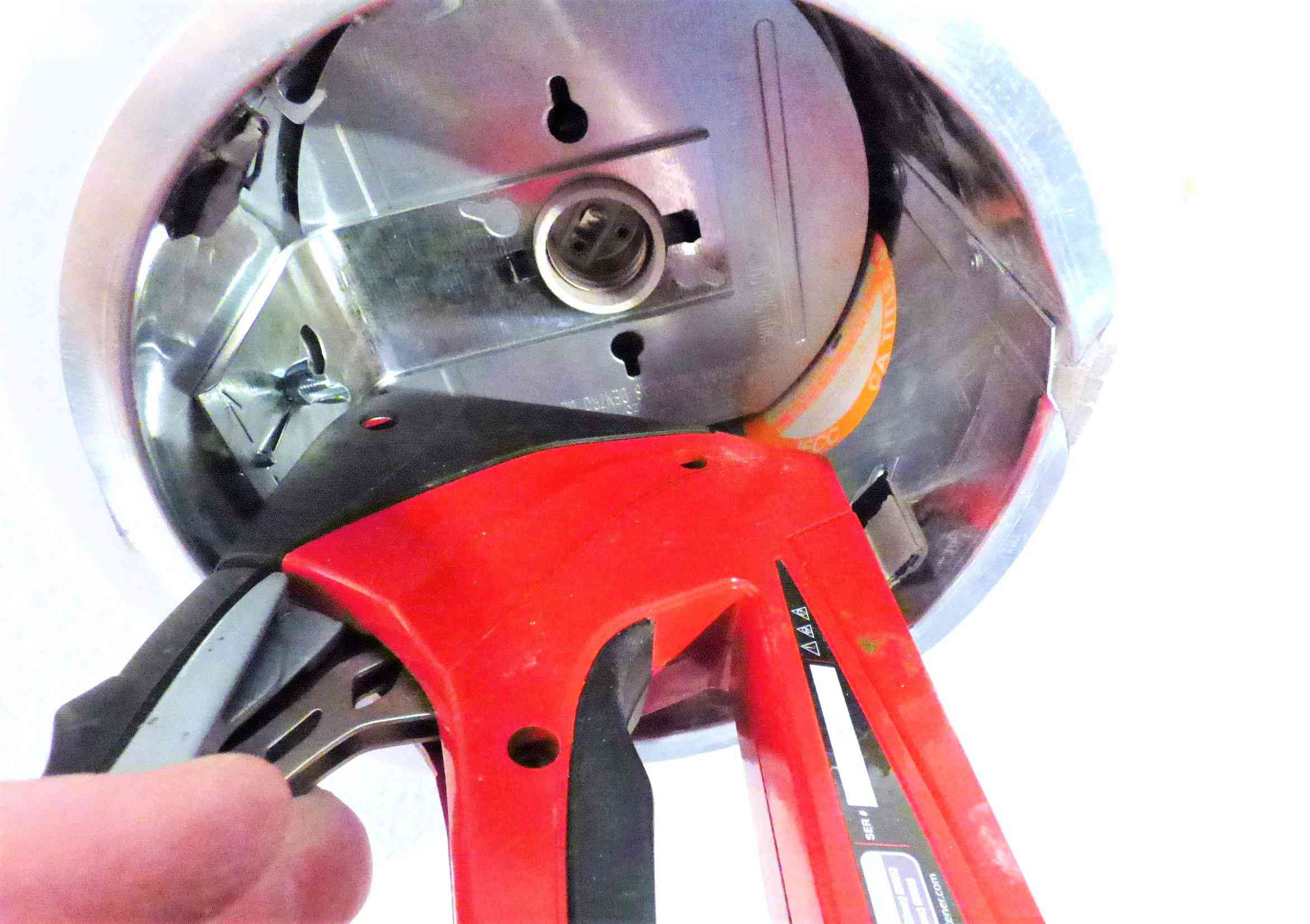 How To Fix Recessed Lights Spring Clips