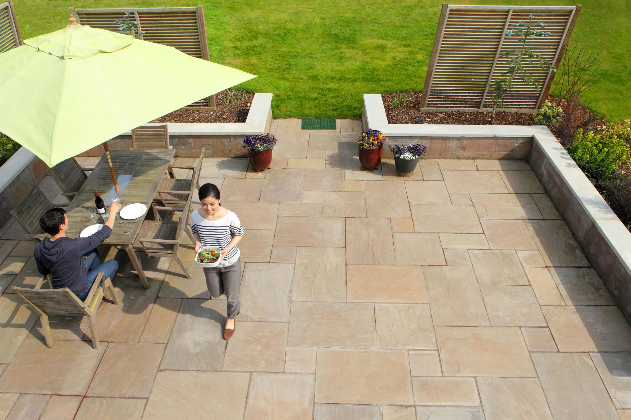 Types Of Tiles You Can Use For Outdoor Patios