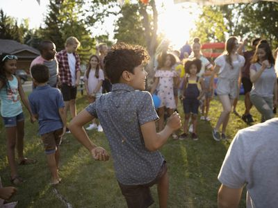 Great Dance Party Games