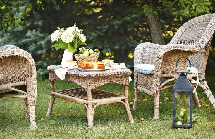 All Weather Wicker Furniture, Painting Resin Wicker Outdoor Furniture