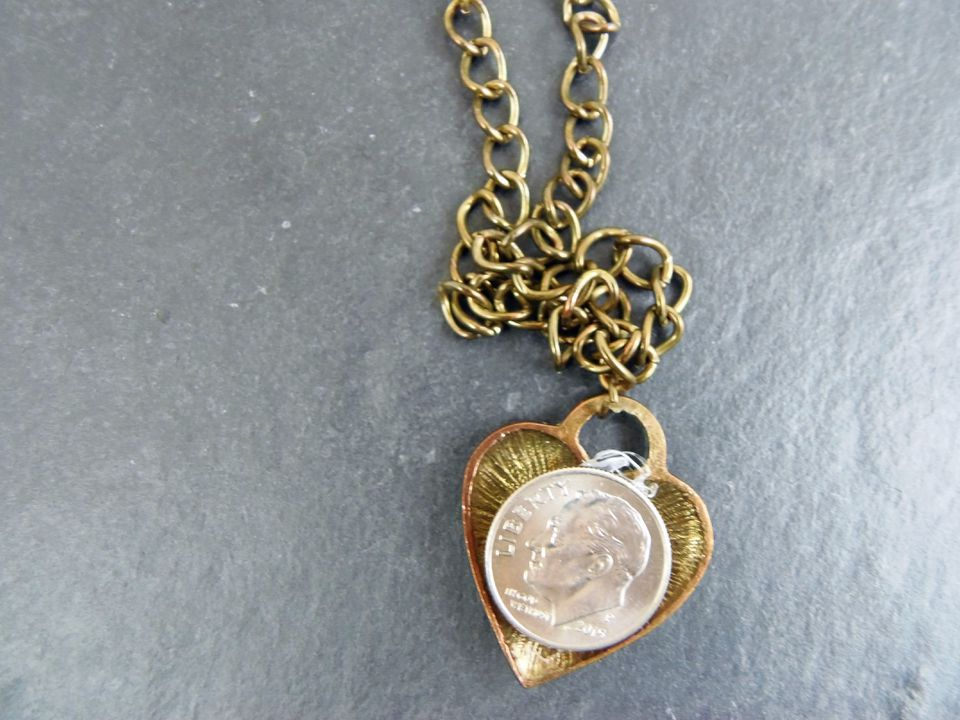 Dime n' Necklace