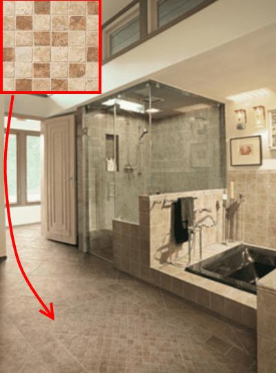 Grandes diseños de baño