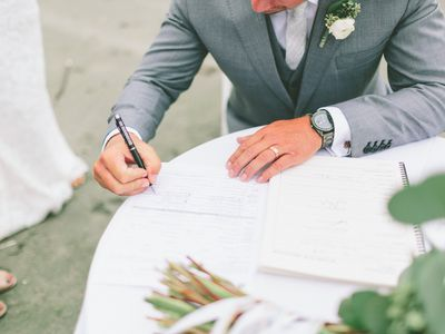 What's the Purpose of a Marriage License?