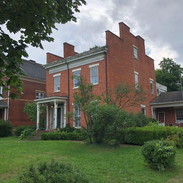 1828 Brick Home