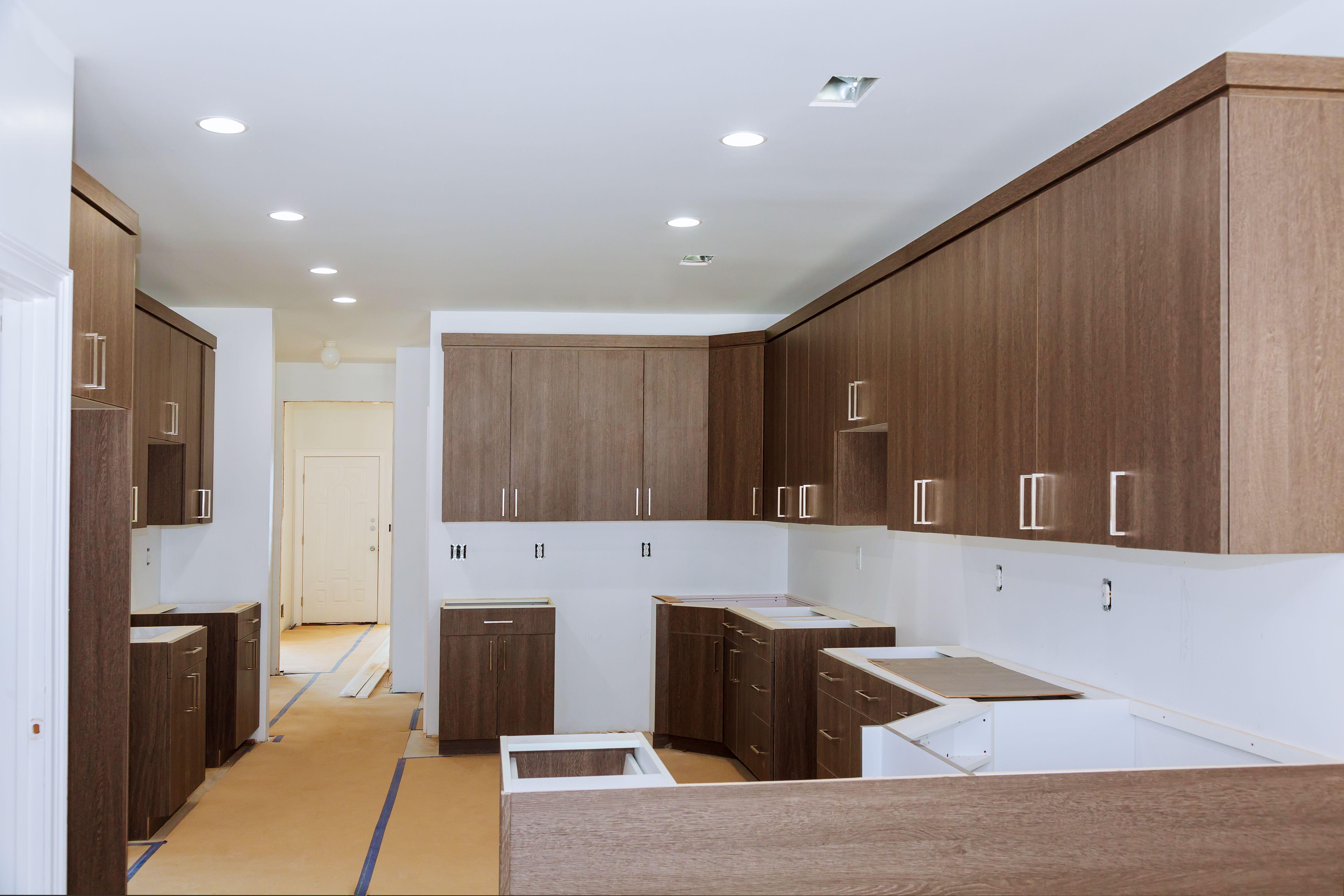 Assemble Kitchen Cabinets The Basics
