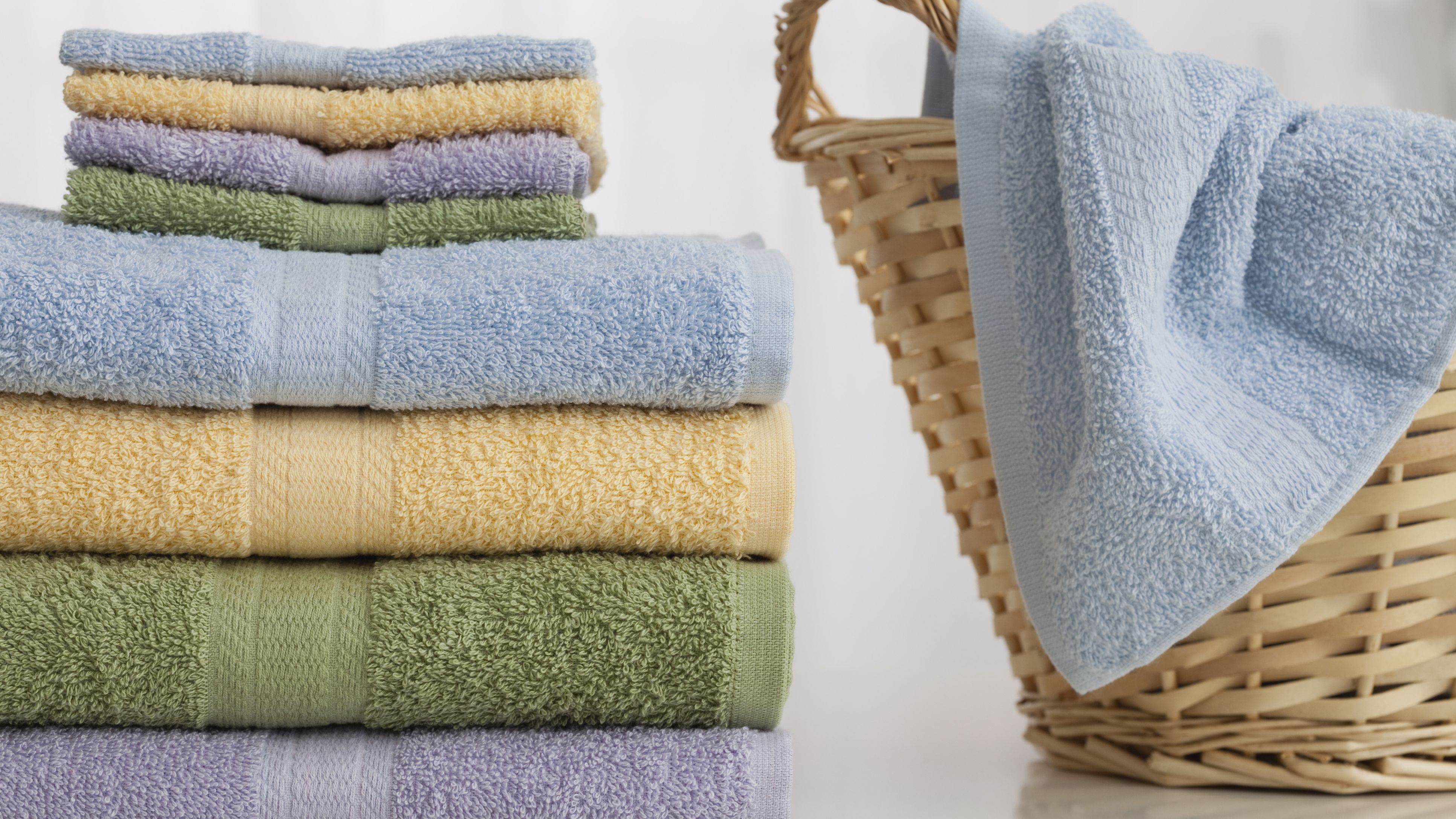 Bath Towels Really Clean After Washing