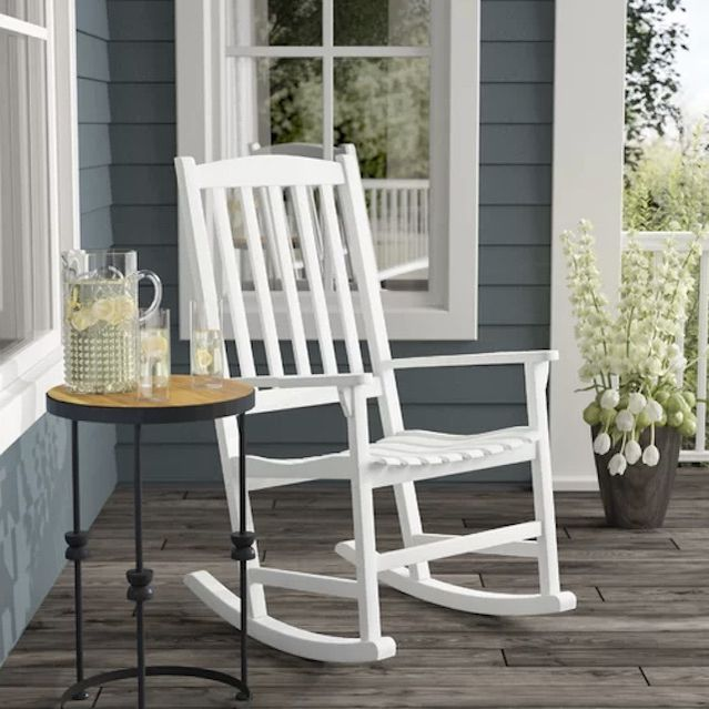The 7 Best Rocking Chairs Of 2020