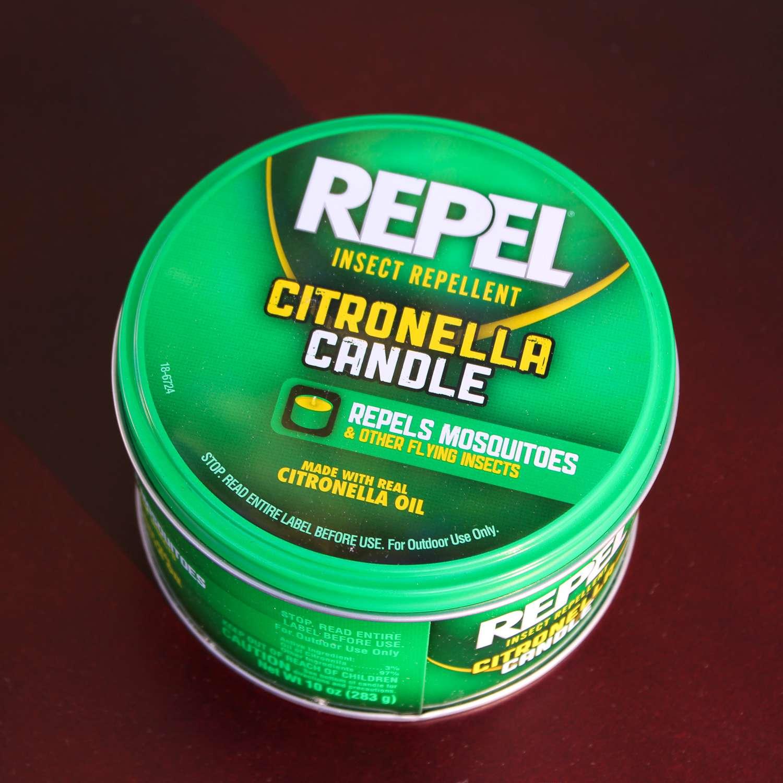 Repel Insect Repellent Citronella Candle