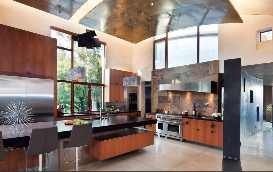 Contemporary Classic Kitchen Design