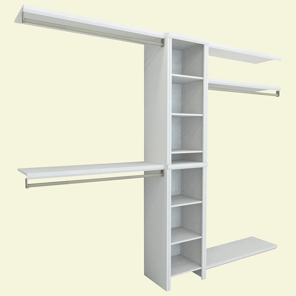 Best Overall Closetmaid Impressions Closet System