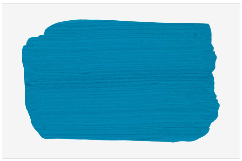 Caribbean Sea paint swatch from Glidden