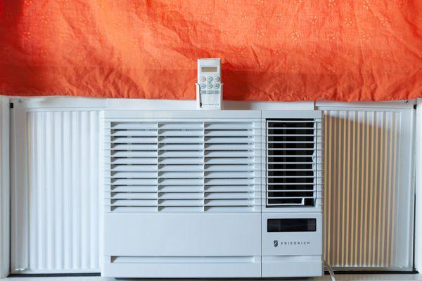 Friedrich Chill CP06G10B 6,000 BTU Window Air Conditioner