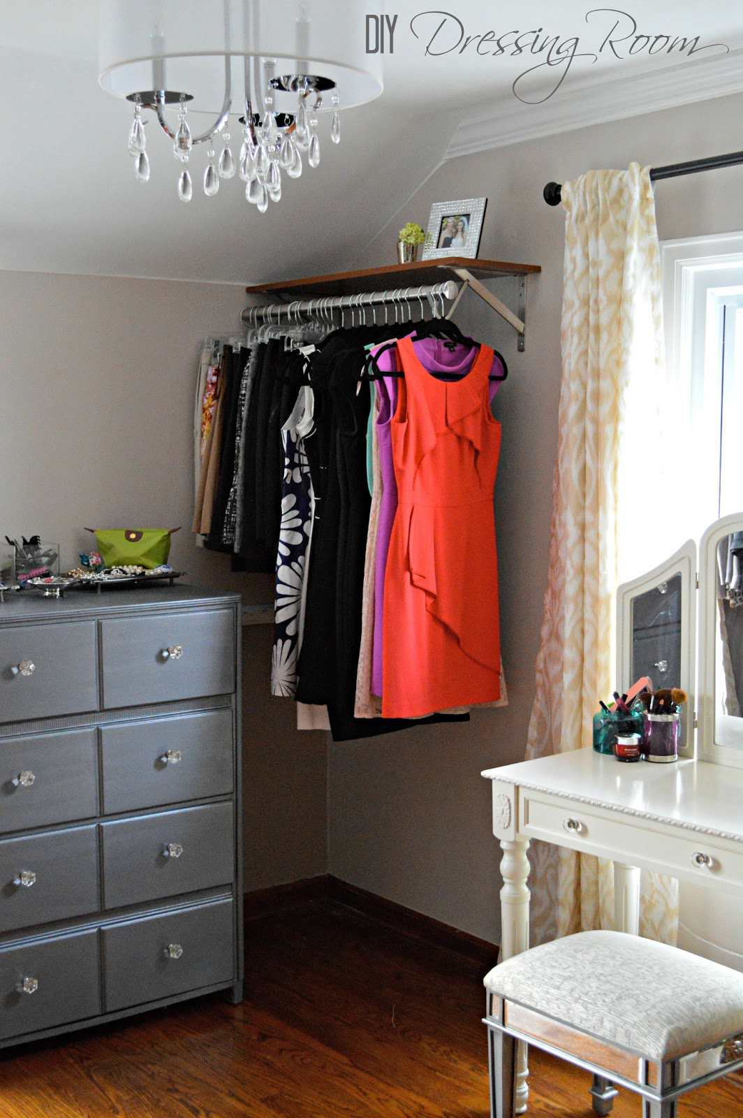 . How to Store Clothes When You Don t Have a Closet