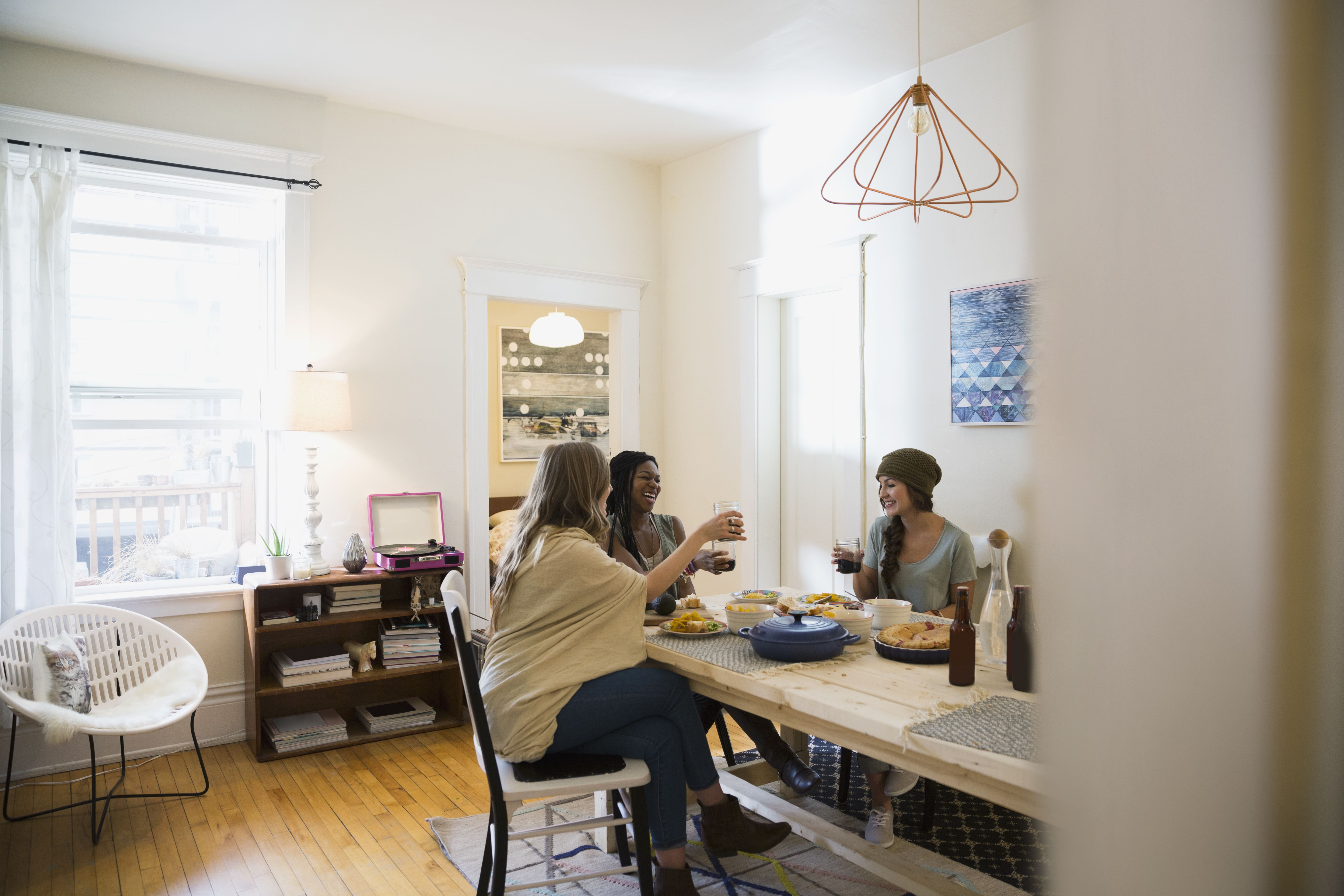 Home Decor & Organizing Ideas for Young Adult Roommates
