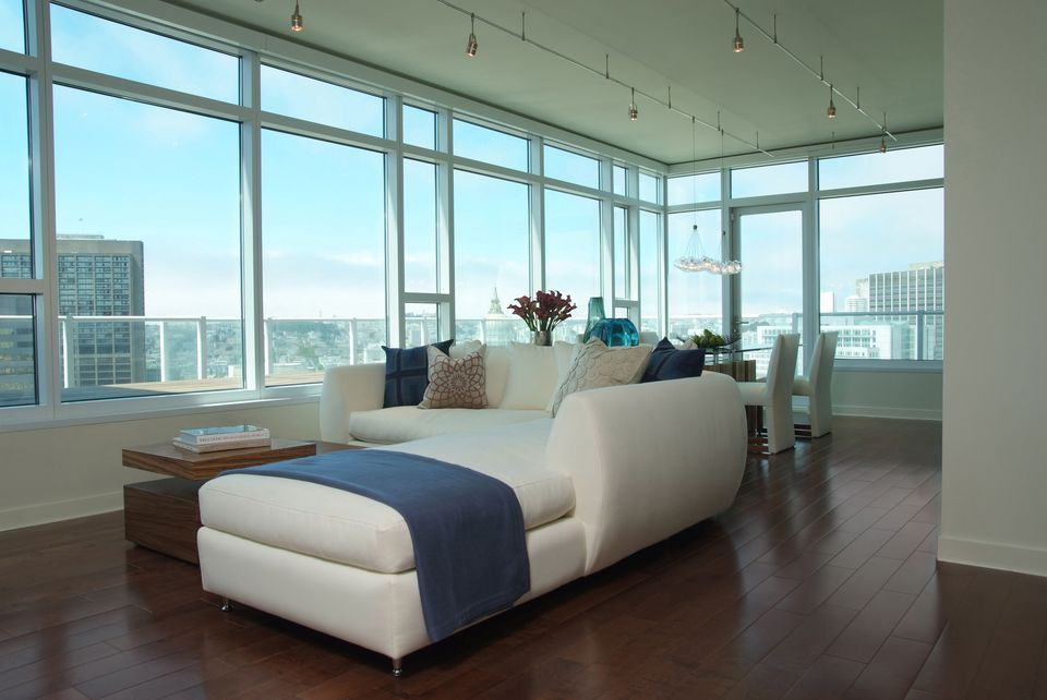 A San Francisco Penthouse With A View